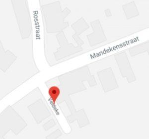 Veldeke in de Mandekensstraat Buggenhout
